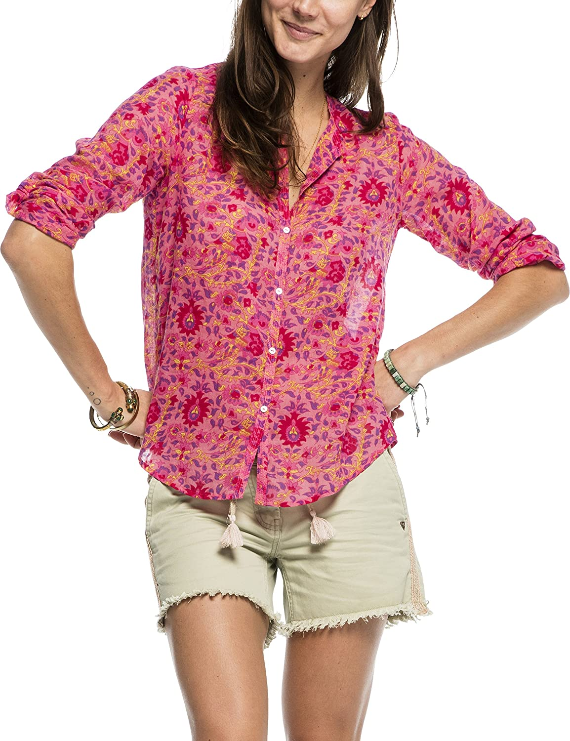 Maison Scotch Damen Bluse 16210320728