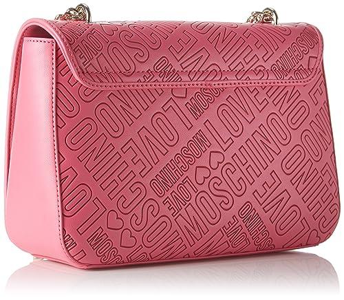 Womens Jc4026 Hobos and Shoulder Bag, 9x18x28 cm (B x H x T) Love Moschino