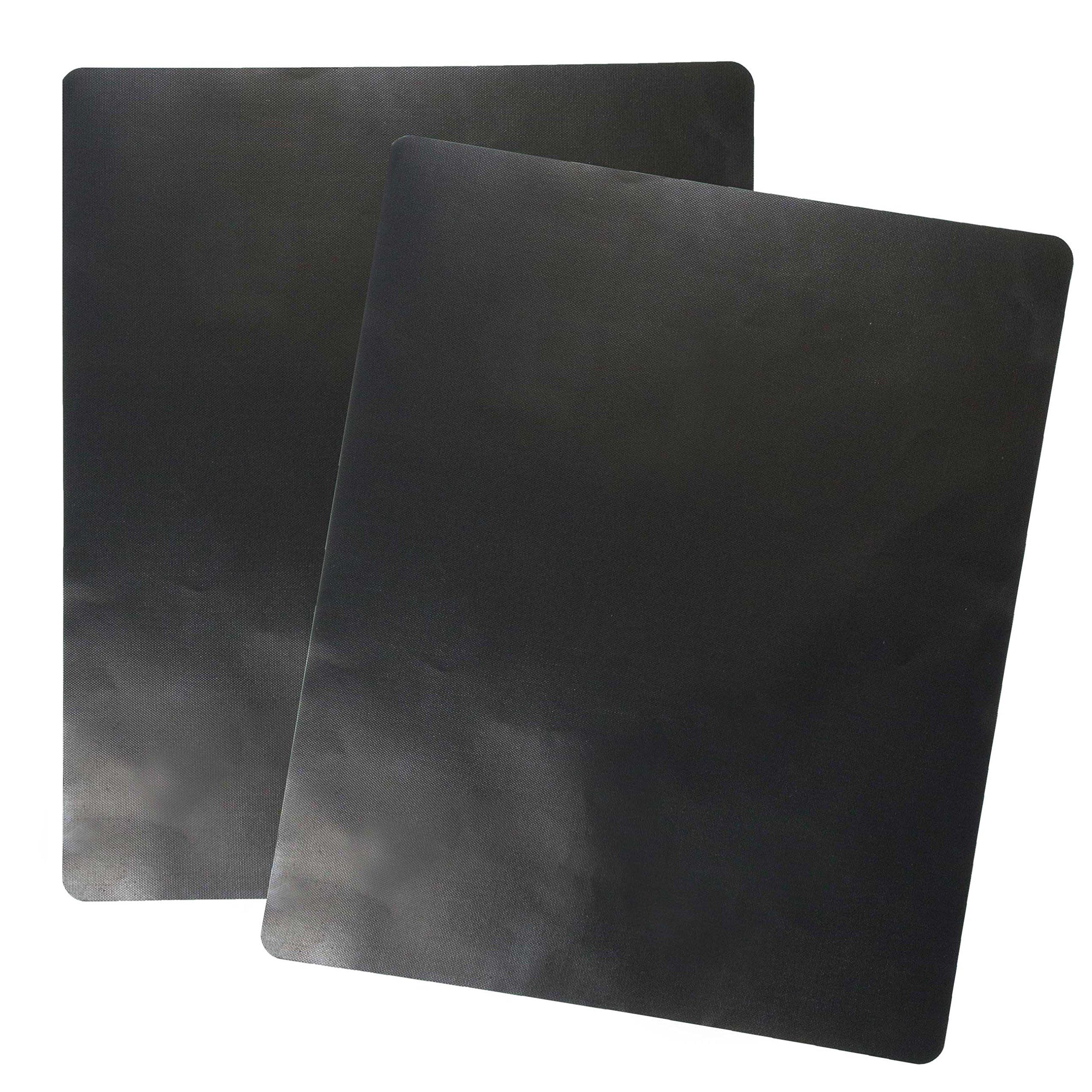Charcoal Companion CC4134 Flame-Friendly Flex Standard Grill Sheets (Set of 2)