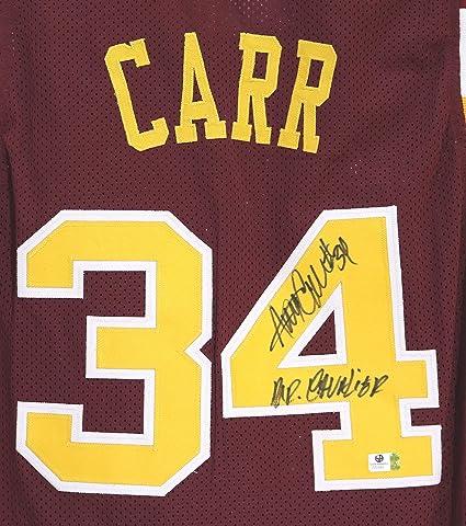 super popular 99fae 3cfbc Austin Carr Cleveland Cavaliers Cavs SIgned Autographed Wine ...