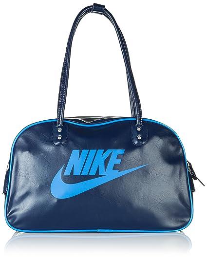 Nike bolsa de deporte bolsa de fin de semana señoras bolsa ...