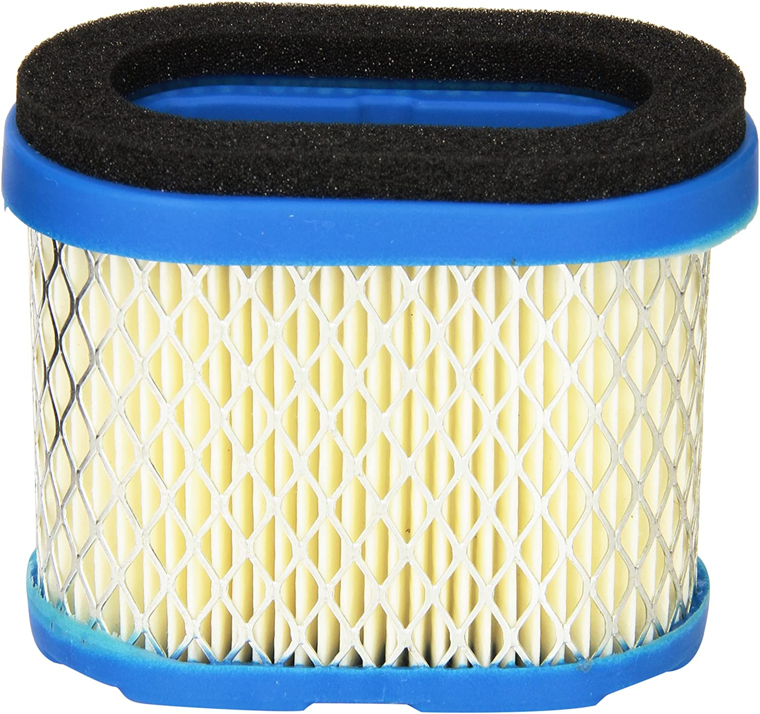 Briggs /& Stratton 4207 4-Pack Of 697029 Oval Air Filter Cartridge