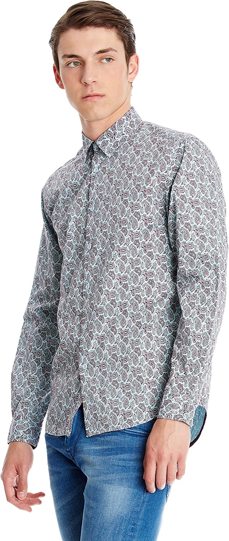 Merc Camisa Hombre York: Amazon.es: Ropa y accesorios