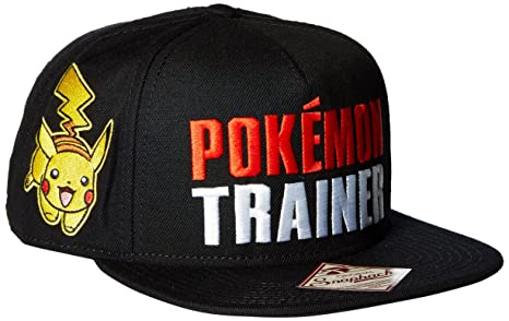 c0570479fa5 Image Unavailable. Image not available for. Color  bioWorld Pokemon Trainer  Color Omni Snapback ...