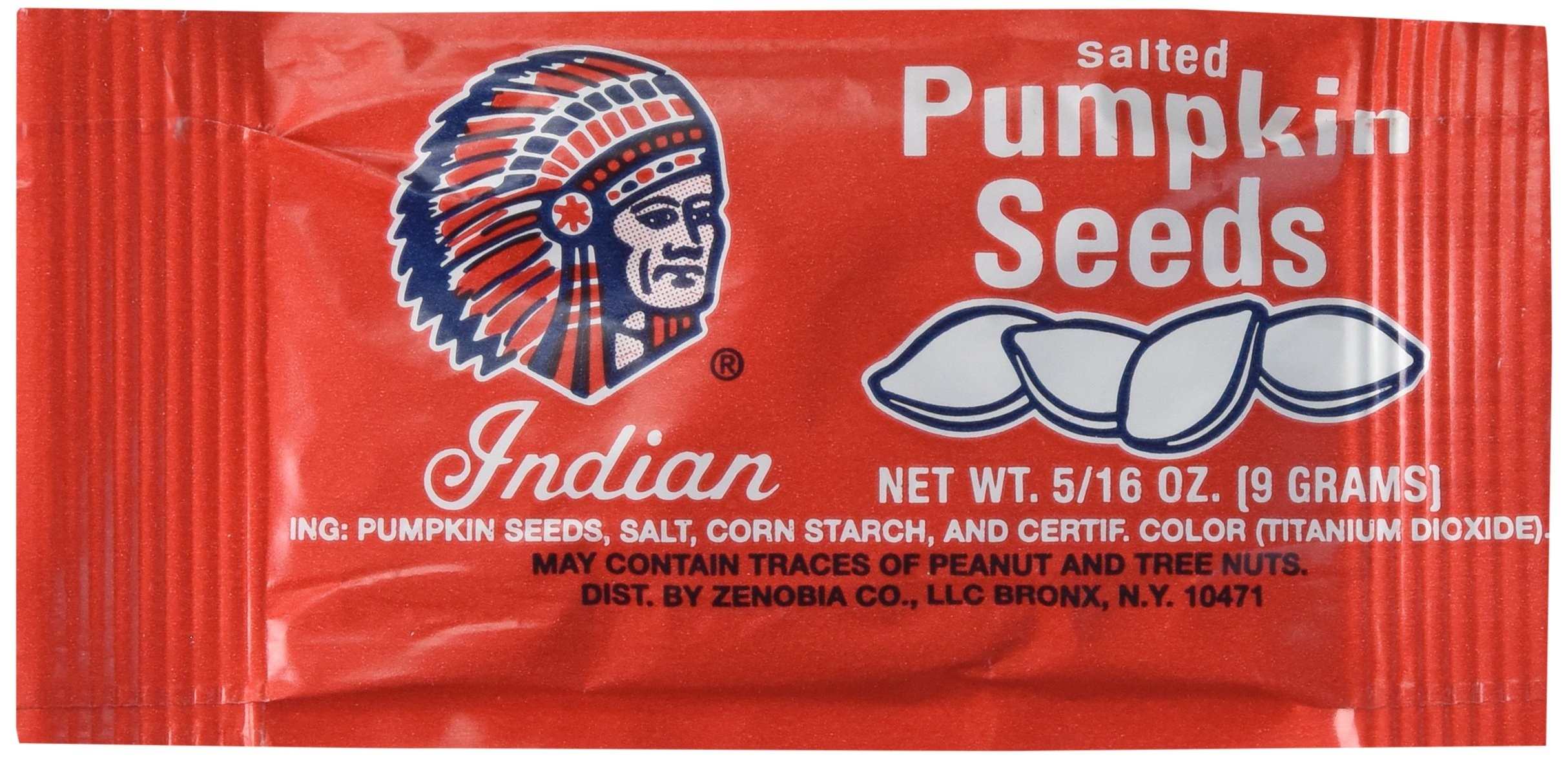 Indian Pumpkin Seeds - 5/16 oz (72 pack)
