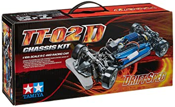 Tamiya 1 10 Rc Car Series No 584 Tt 02d Drift Spec