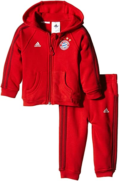 adidas Trainingsanzug FC Bayern 3S Jogger Chándal, Unisex: Amazon ...