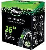 Slime 30044 Self-Sealing Smart Bike Tube, Schrader Valve (26 x 1.375 - 2.125)