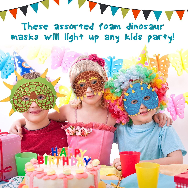 Amazoncom Dinosaur Birthday Party Supplies 24 Dinosaur Party