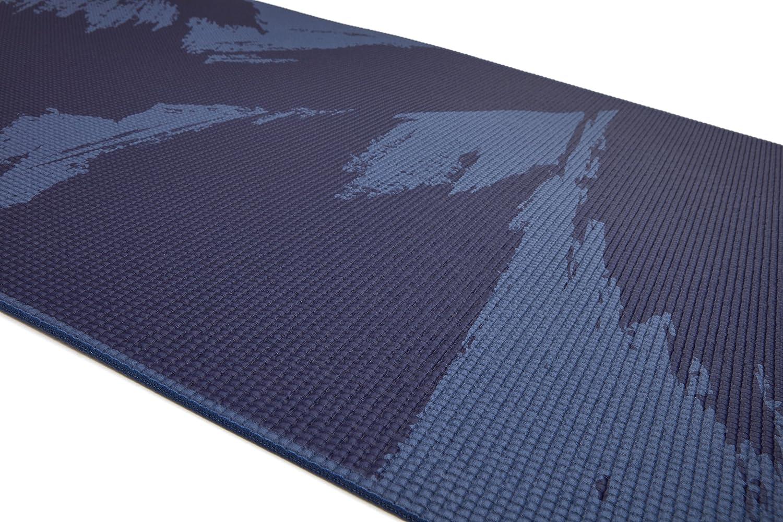 4 mm Pinceladas Reebok Estera de Yoga