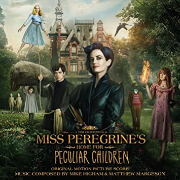 Image result for miss peregrine's home for peculiar children soundtrack