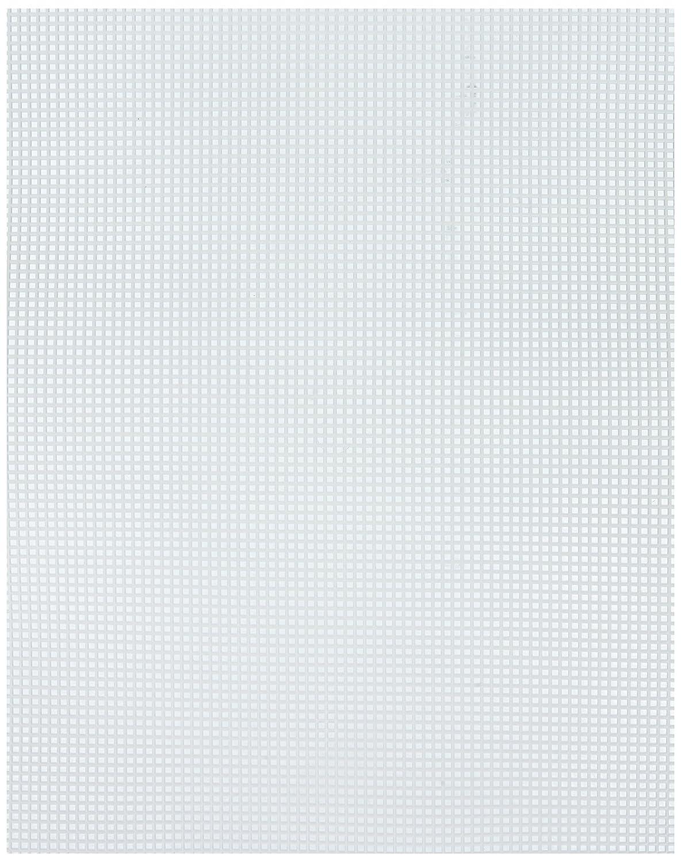Darice 33106 Plastic Canvas Ultra Rigido, Clear, 30.48 x 45.72 x 0.3 cm,