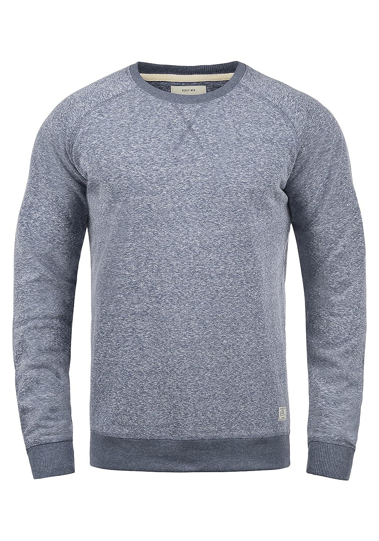 Redefined Rebel Morris Herren Sweatshirt Pullover Pulli Mit Rundhalsausschnitt