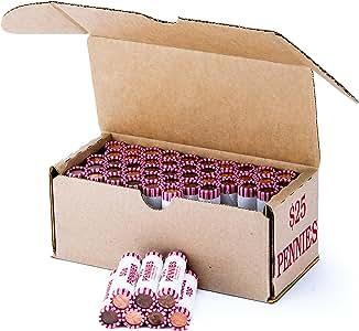 Amazon.com: Penny caja de almacenamiento, rojo, Capacidad ...