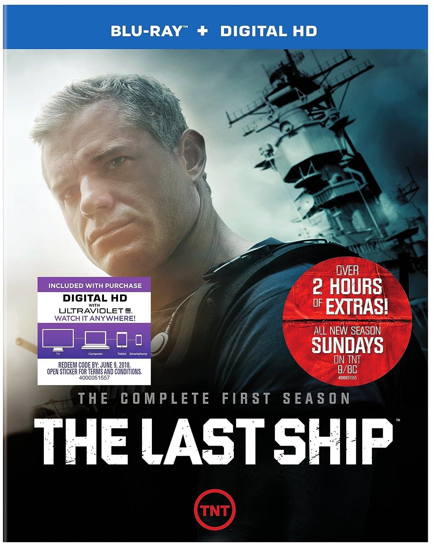 The Last Ship: Season 1 (Blu-ray+ UltraViolet)