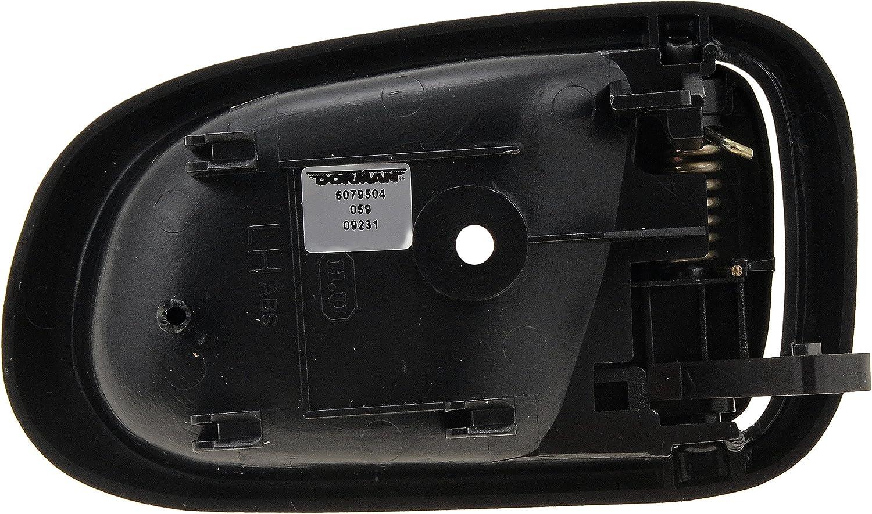 Dorman 79504 Toyota Corolla Brown Driver Side Replacement Interior Door Handle