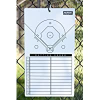 Murray Sporting Goods Dry-Erase Baseball Lineup Marker Board