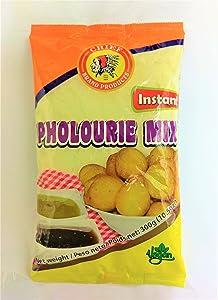 Chief Pholourie Mix Instant 10.5oz (Single Bag) Product of Trinidad & Tobago