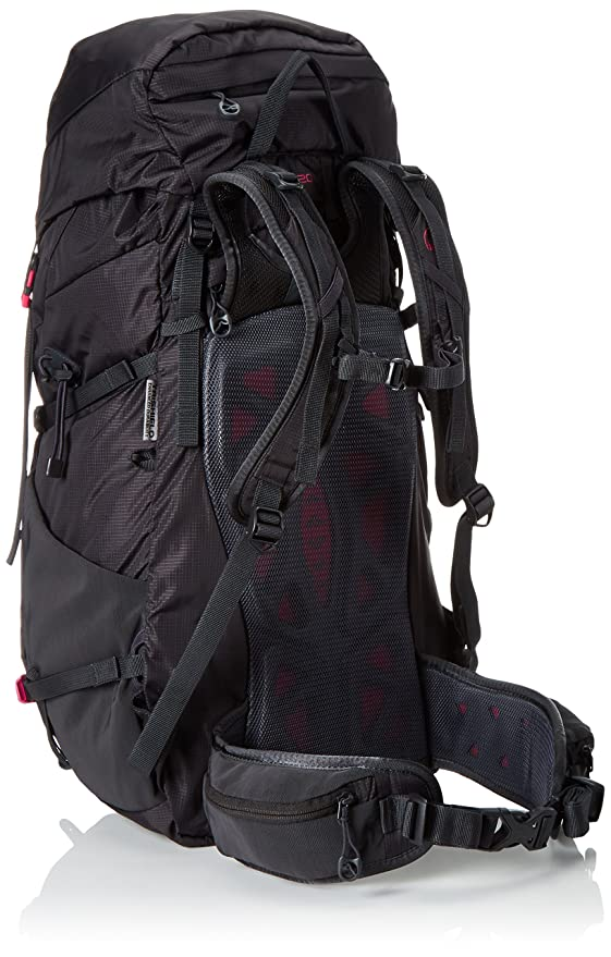 Lowe Alpine Eclipse ND42:52 Backpack (Anthracite/Anthracite): Amazon.es: Deportes y aire libre