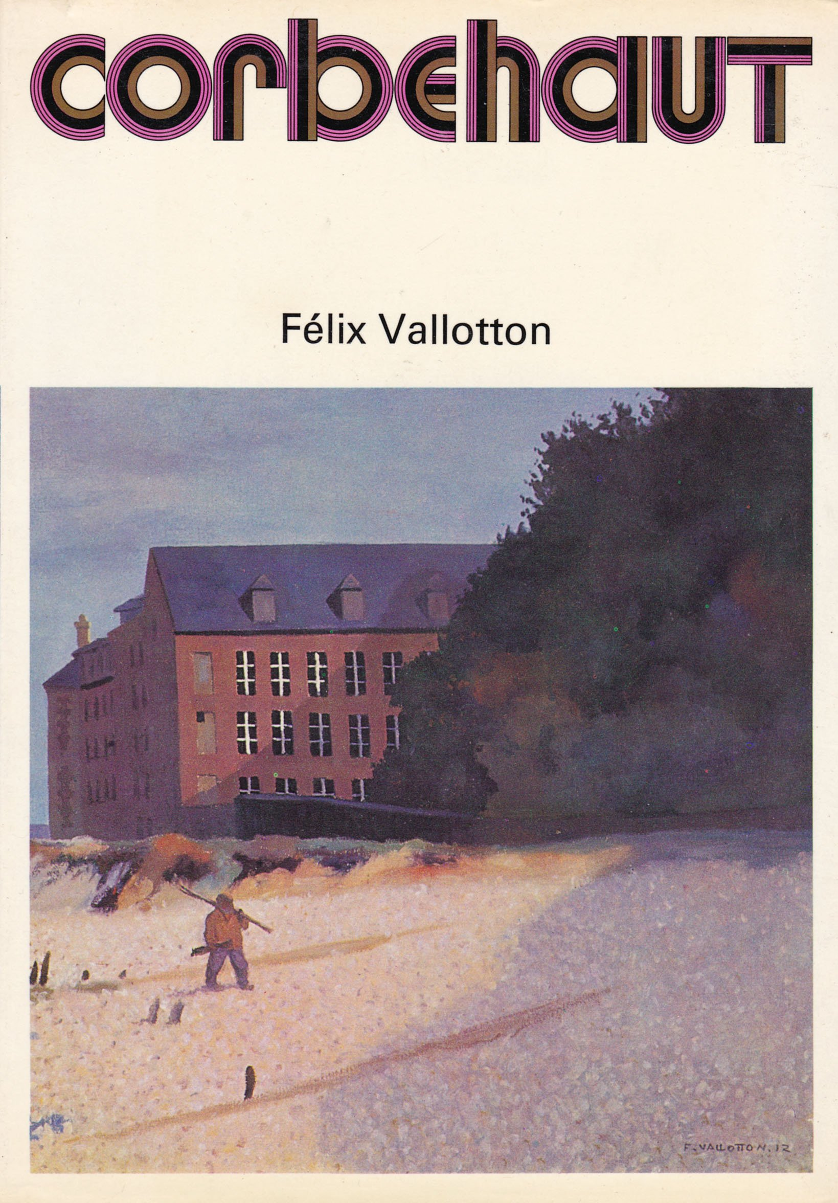 Corbehaut: Amazon.de: Felix Vallotton: Bücher