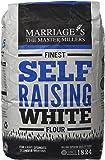 W & H Marriage Finest Self Raising White Flour, 1500 g
