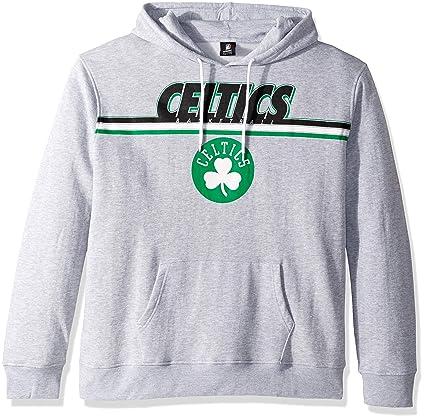 575143e3c NBA Boston Celtics Men s Fleece Hoodie Pullover Sweatshirt Out of Bounds