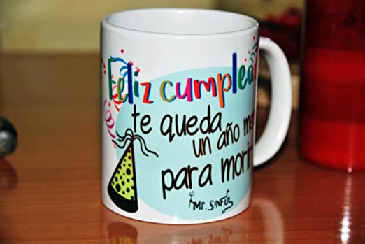 Taza MR SINFUL