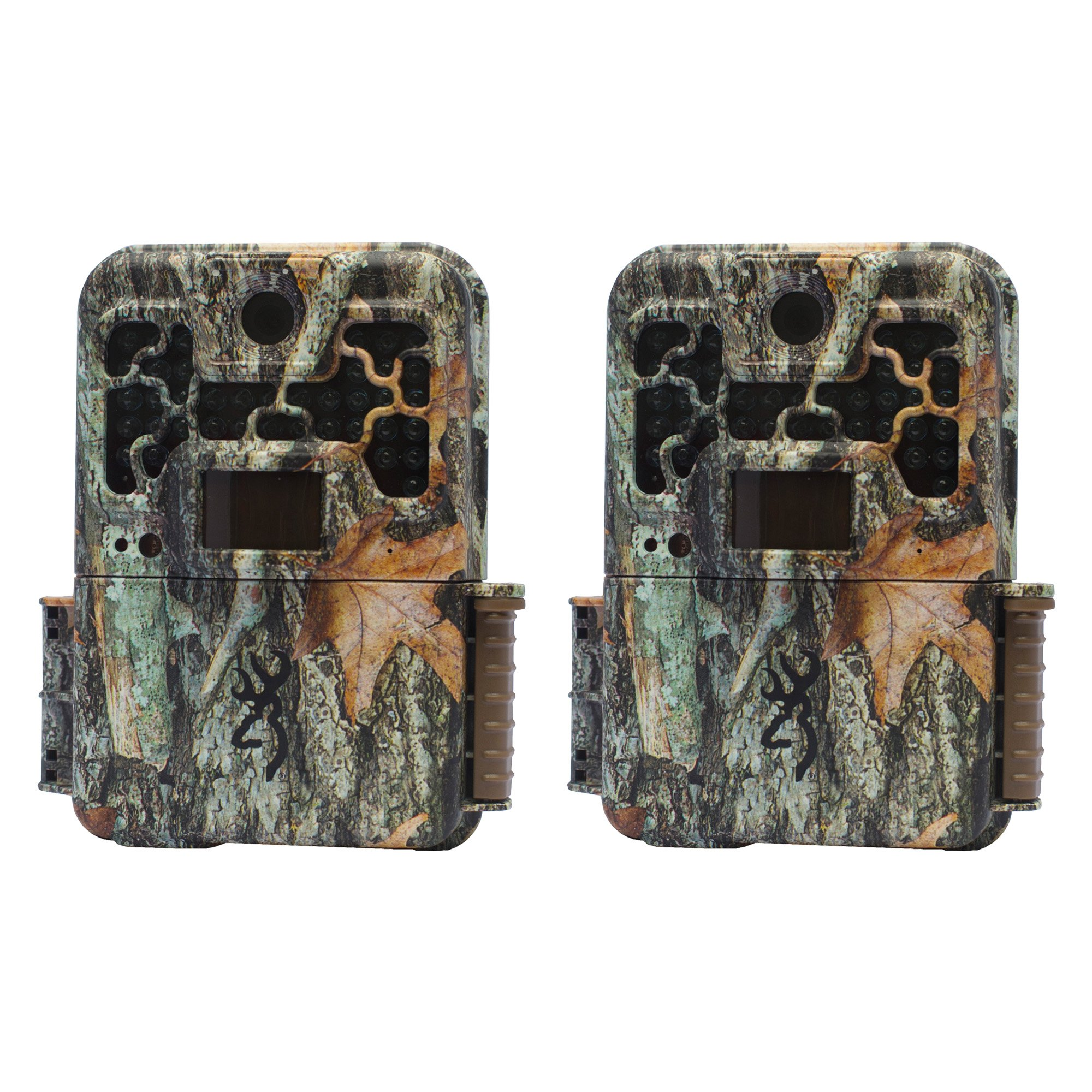 (2) Browning RECON FORCE FHD PLATINUM Trail Game Camera (10MP) | BTC7FHDP
