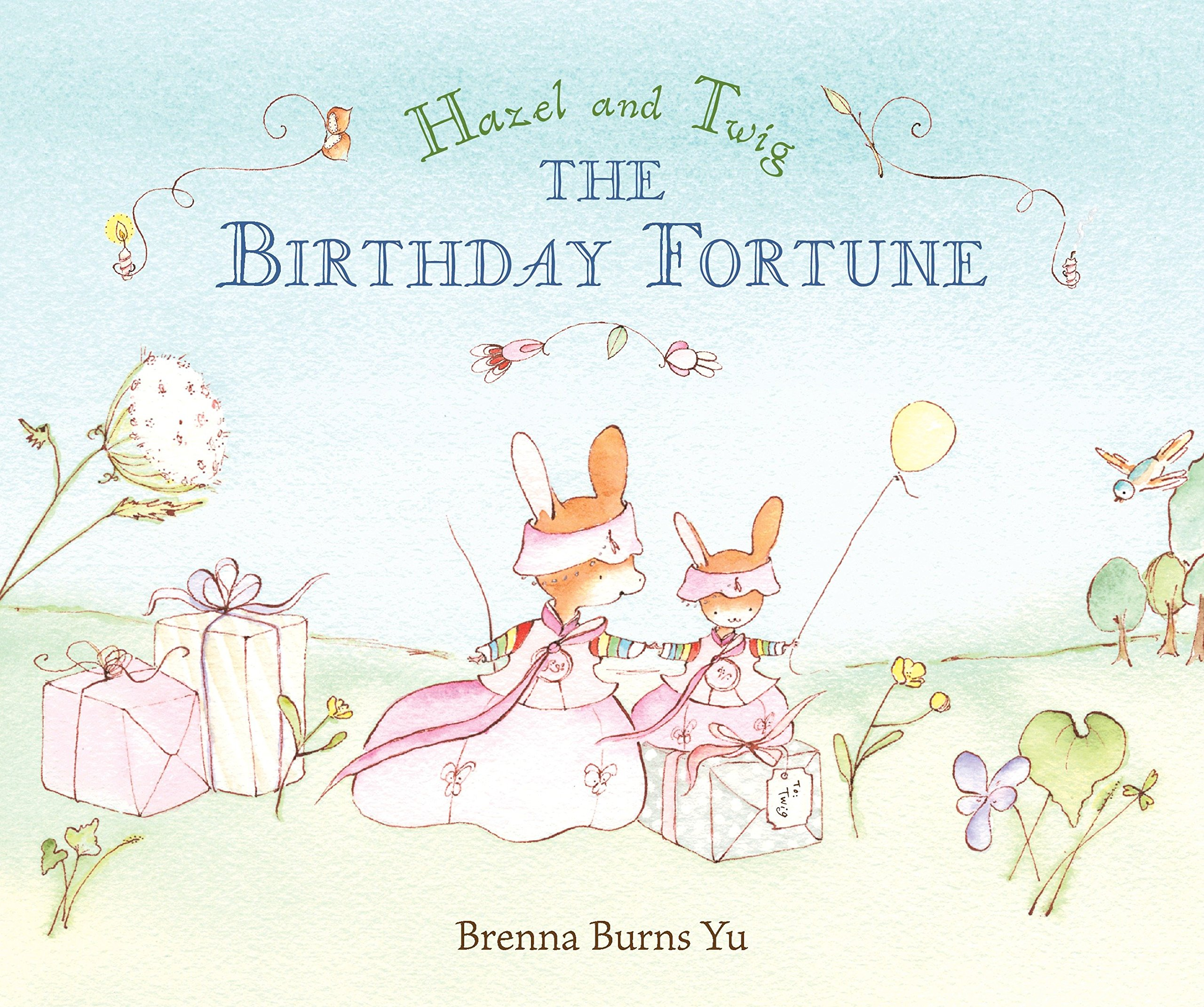 Hazel and Twig: The Birthday Fortune ebook