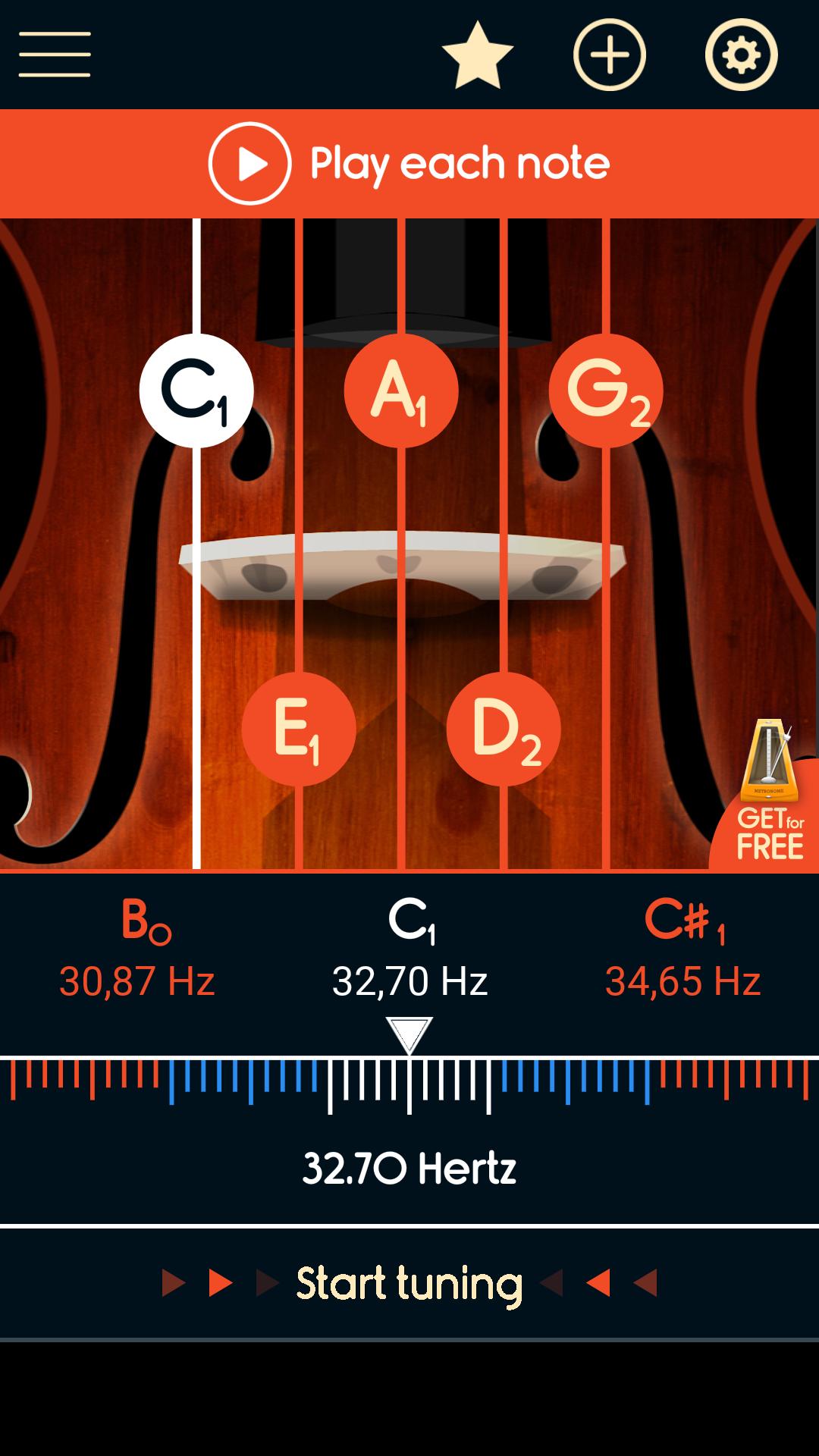 Sintonizador Master Bajo: Amazon.es: Appstore para Android