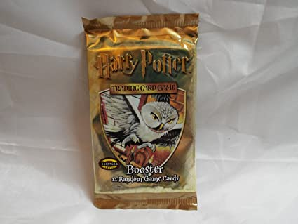 Harry Potter Card Game Base Set Booster Pack
