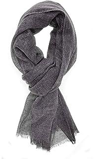 Schwarz Pashmina 100/% Kaschmir 70x200 Schal Schlussverkauf Wundersch nen