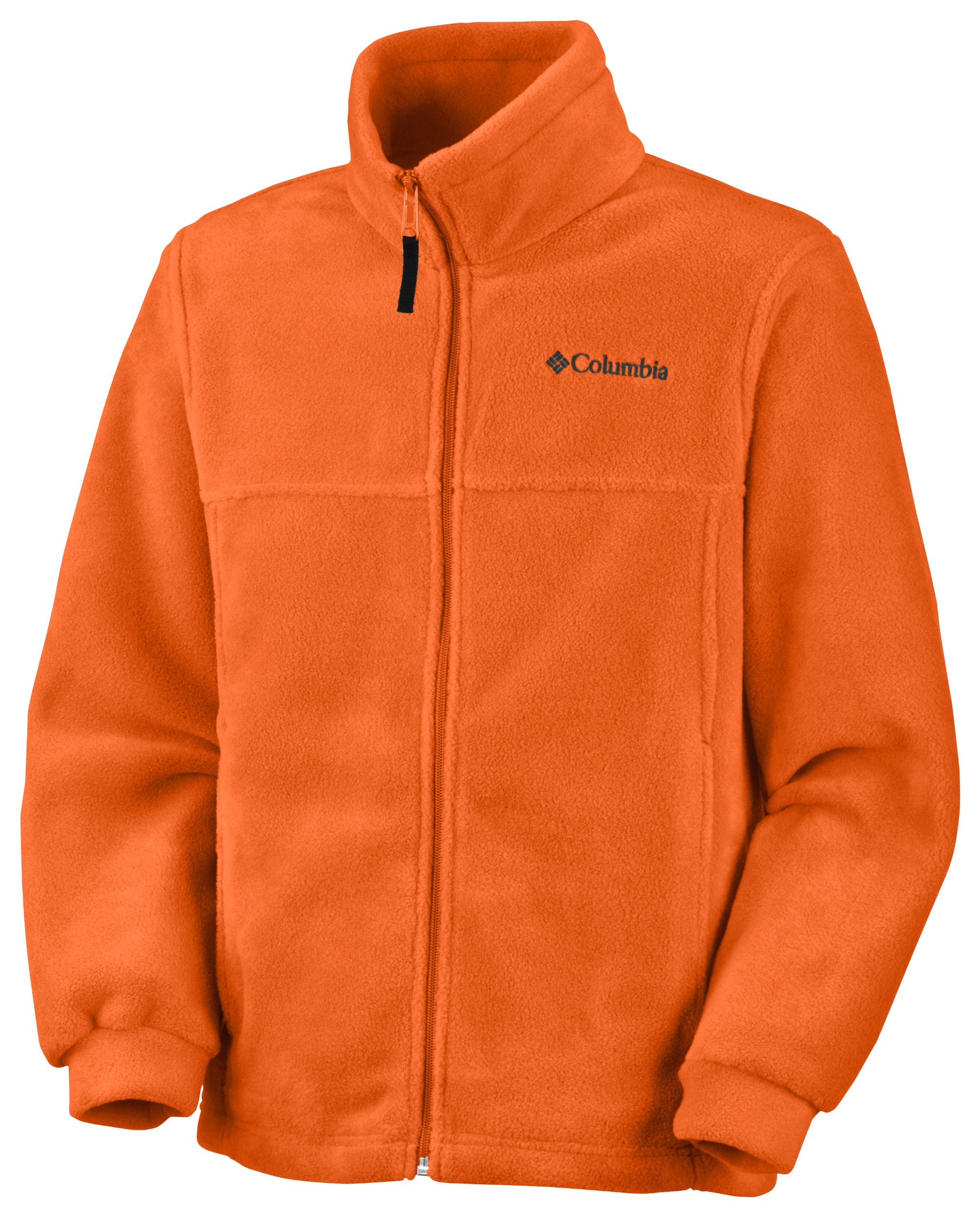Columbia Steens Mountain Fleece Jacket - Boys' Heatwave, 14/16