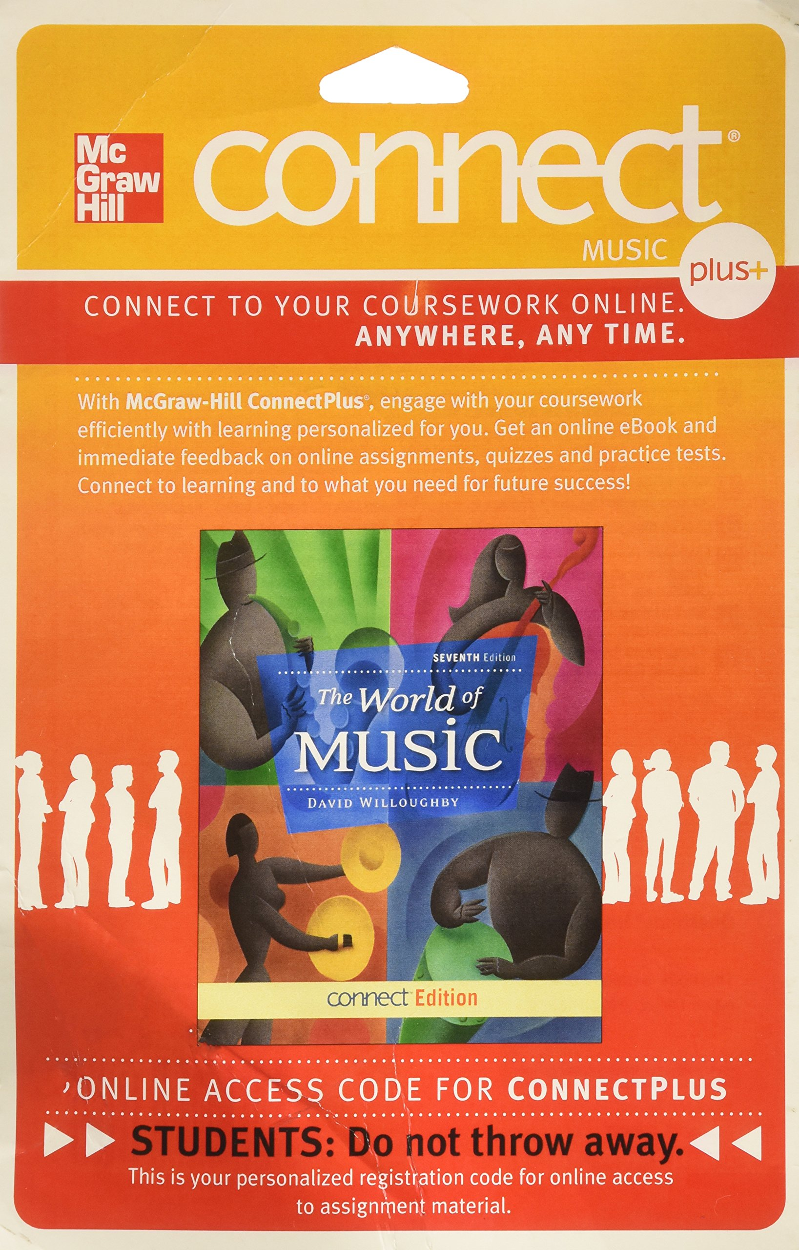 Download Connect Access Card for World of Music pdf