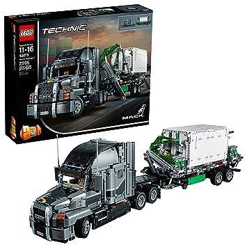 Lego 420782595 Anthem Pièces Truck Technic Mack q4Aj3L5R