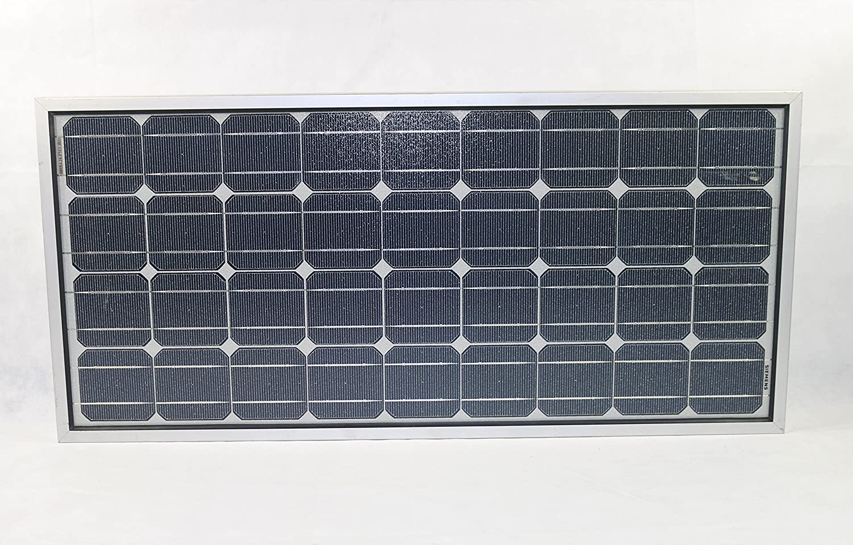 Semi-flexibles Solarpanel 50 Watt Polykristallin Solarzelle Photovoltaik Solar