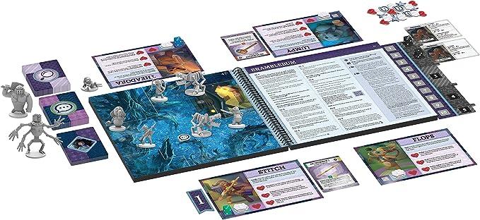 Plaid Hat Games Juego de Mesa Stuffed Fable PHG2200 (versión en inglés): Amazon.es: Juguetes y juegos