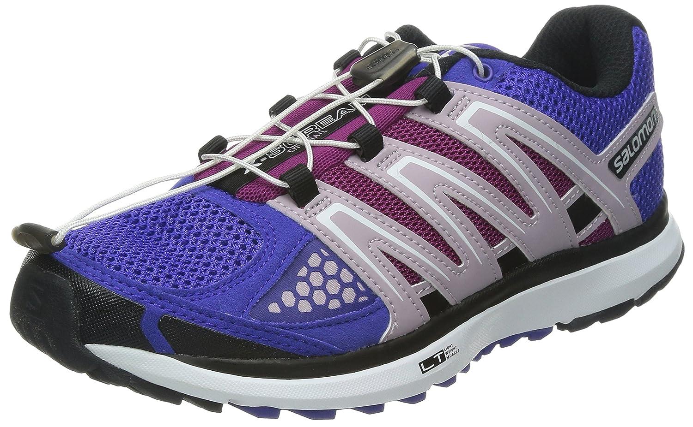 Salomon Viola/Bordeaux EU 37.5 (UK 4.5): Amazon.es: Zapatos y complementos