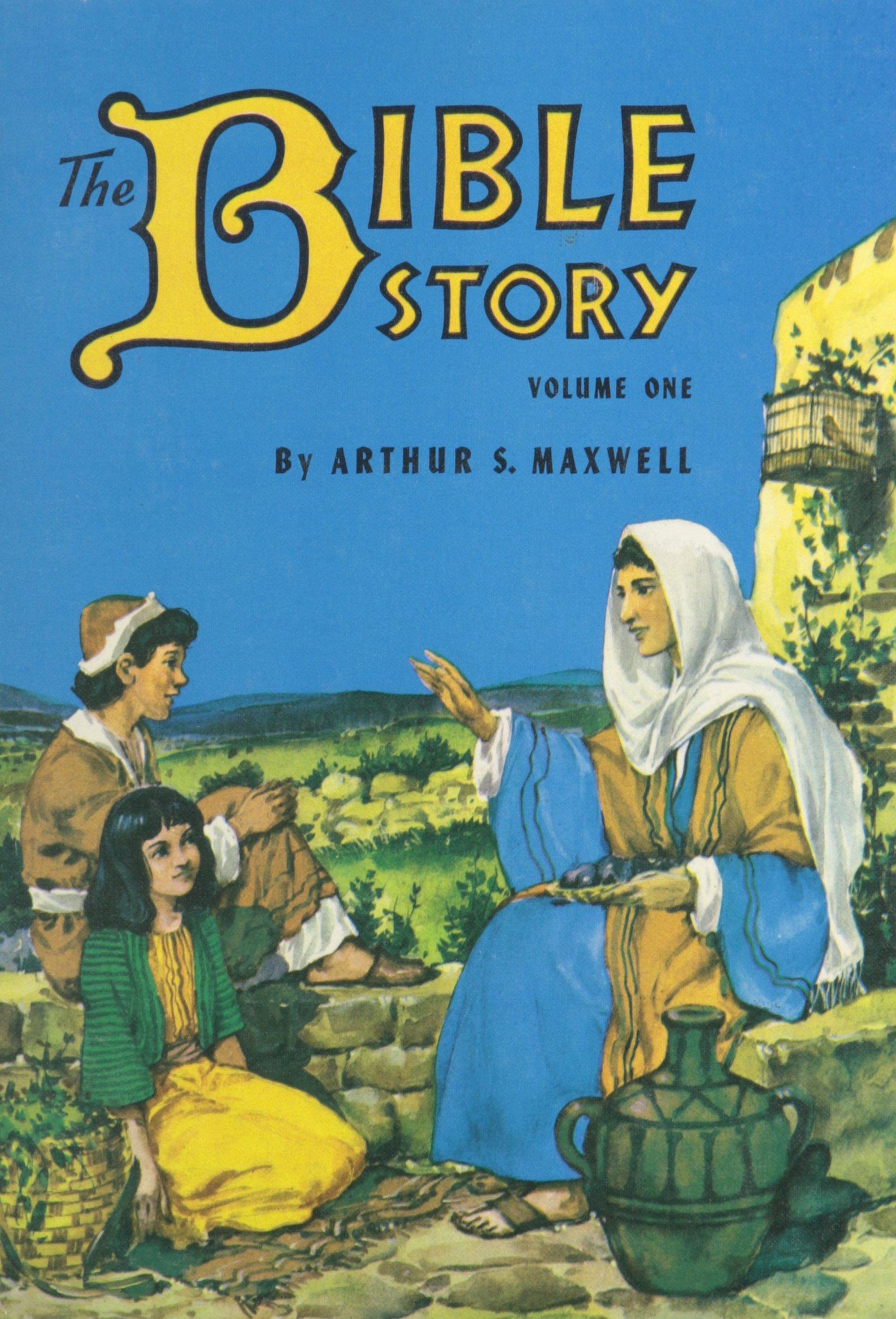 the bible story ten volume set arthur s maxwell 9780828012652