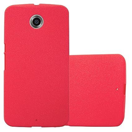 Amazon.com: Cadorabo - Carcasa de silicona para Motorola ...