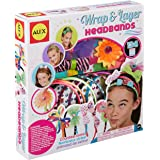 Alex DIY Wear Wrap and Layer Headbands Kids Art and Craft Activity