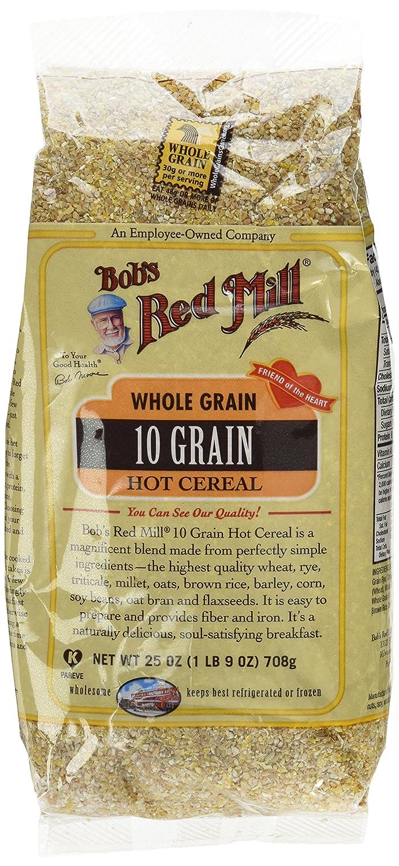 Amazon bobs red mill 10 grain cereal 25 oz granola amazon bobs red mill 10 grain cereal 25 oz granola breakfast cereals ccuart Gallery
