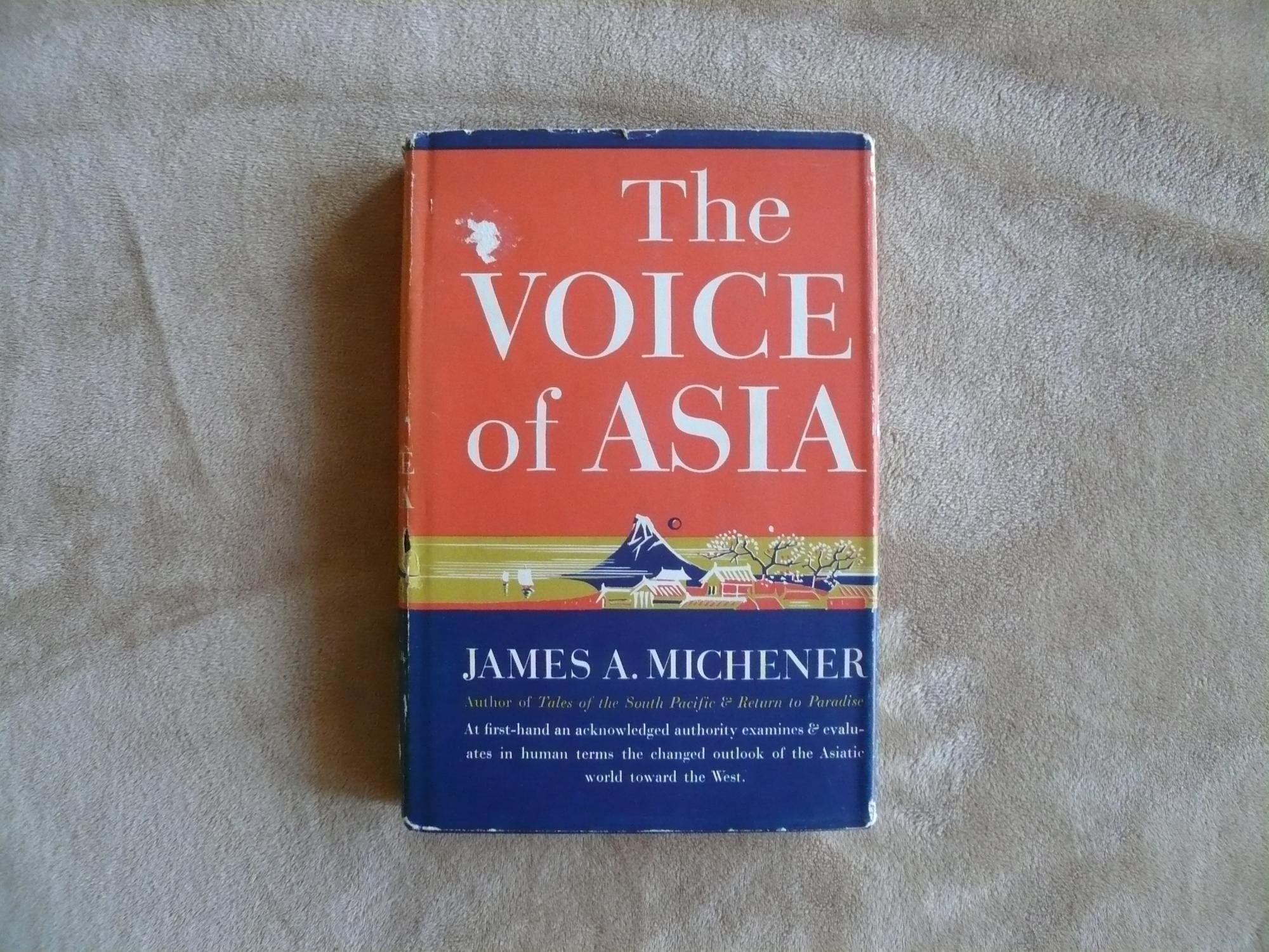 The Voice of Asia, Michener, James A.