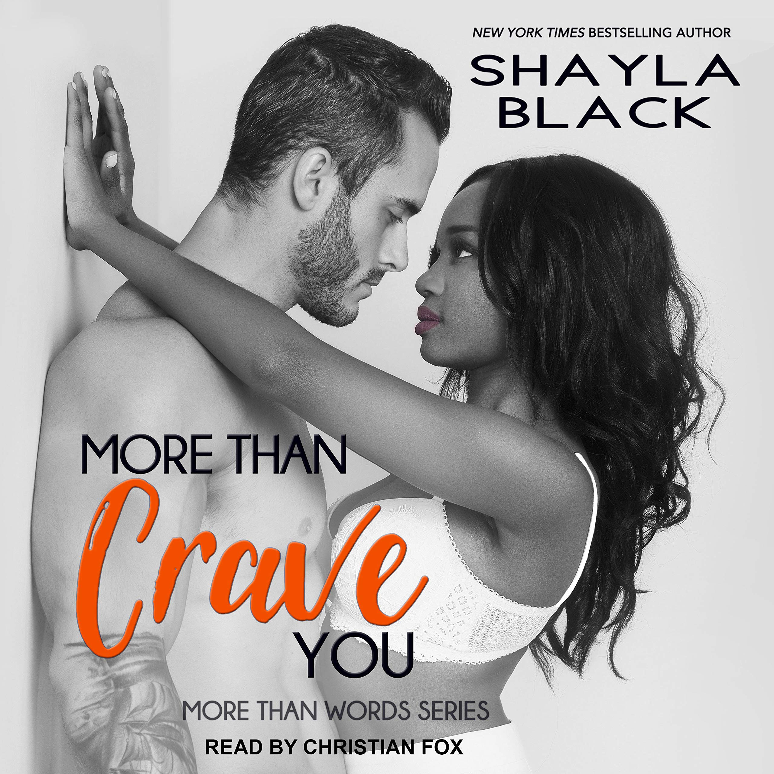 More Than Crave You: More Than Words Series, Book 4
