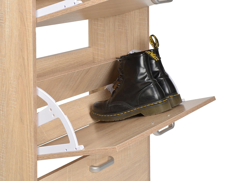 Tagre Pour Chaussures Good Etagre En Bois De Palette Pour La  # La Place De Chaussure A La Maison