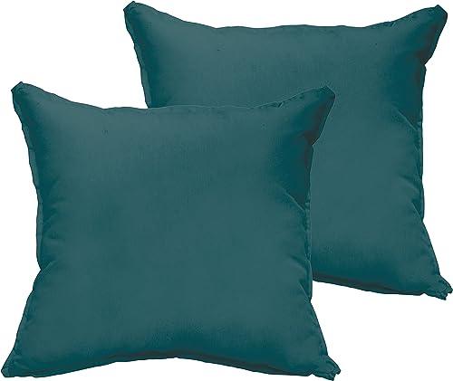 Mozaic Company AZPS0032 Indoor Outdoor Sunbrella Square Pillow