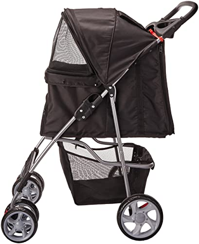 Paws & Pals 4 Wheeler Elite Jogger Pet Stroller Review