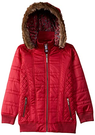 ab6bb62d63b80 Monte Carlo Girl s Jacket  Amazon.in  Clothing   Accessories
