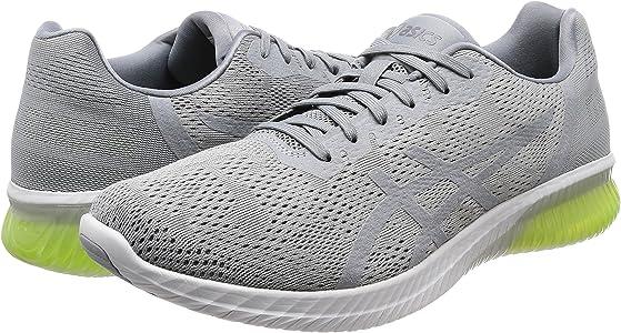 Asics GEL KENUN MX GRIS T838N 1111: Amazon.es: Zapatos y complementos