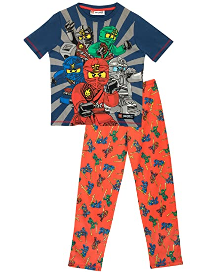 lego ensemble de pyjamas lego ninjago garon multicolore 5 6 - Vetement Ninjago